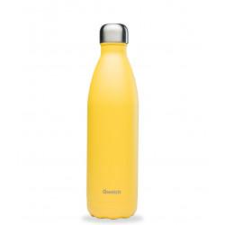 Gourde Qwetch 750ml pop jaune