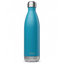 Gourde Qwetch 750ml turquoise