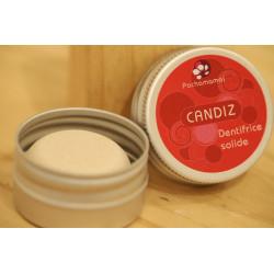 Dentifrice Candiz, arôme...