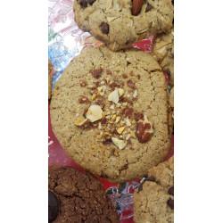 Cookie coeur fondant crème...