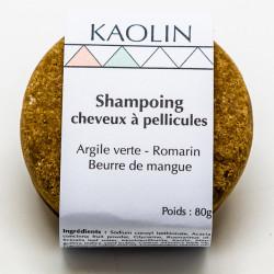 Shampoing cheveux à pellicules